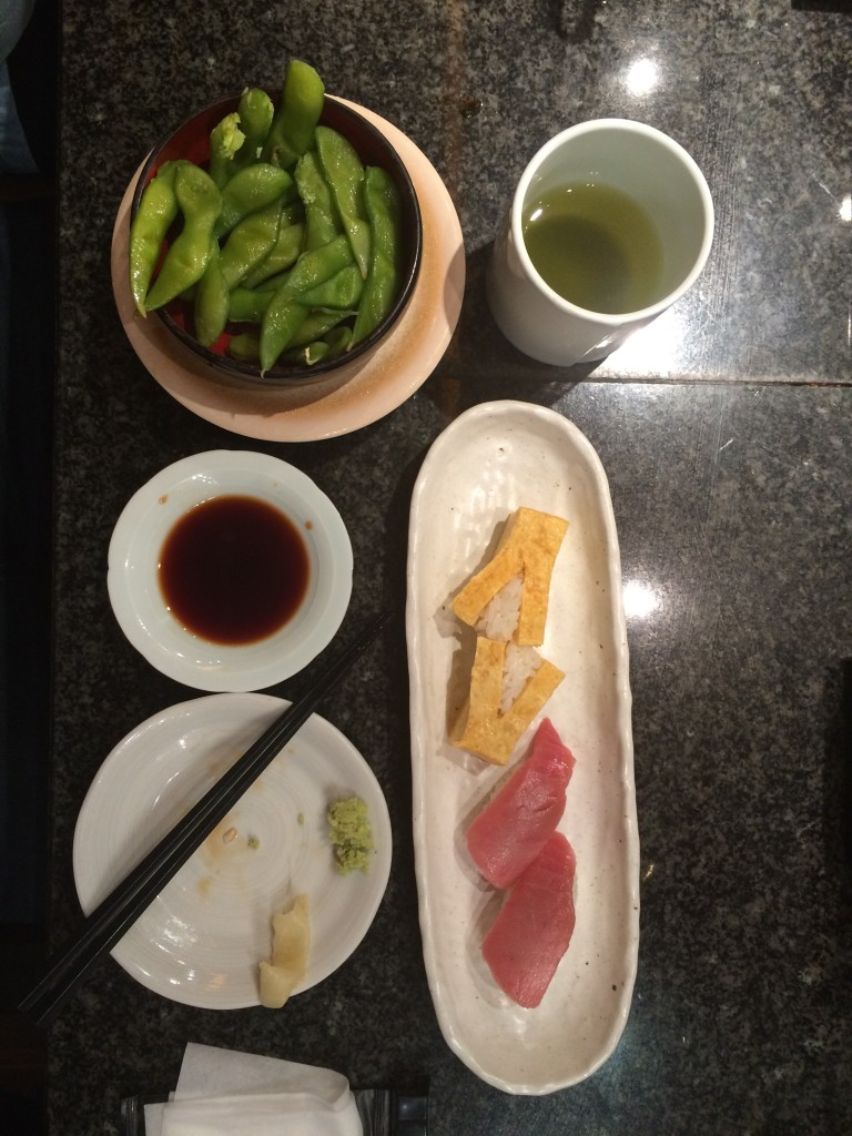 Sen-Ryo Japanese Sushi in Hong Kong