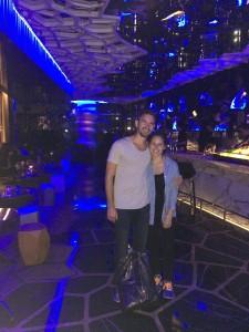 Ozone Bar Ritz Carlton Hong Kong