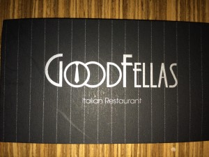 Goodfellas Restaurant Shanghai
