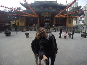 Jade Buddha Temple Shanghai