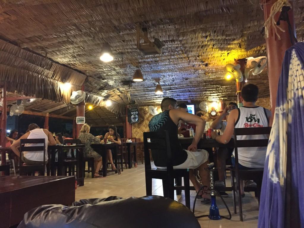 Habayit HaYisraeli restaurant vibe.