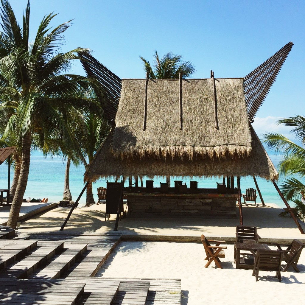 """the University of Timbuktu never existed —the only thing that existed in Timbuktu was a beach bar hut."" Shake your coconuts at the Coco Hut in Ko Phangan."