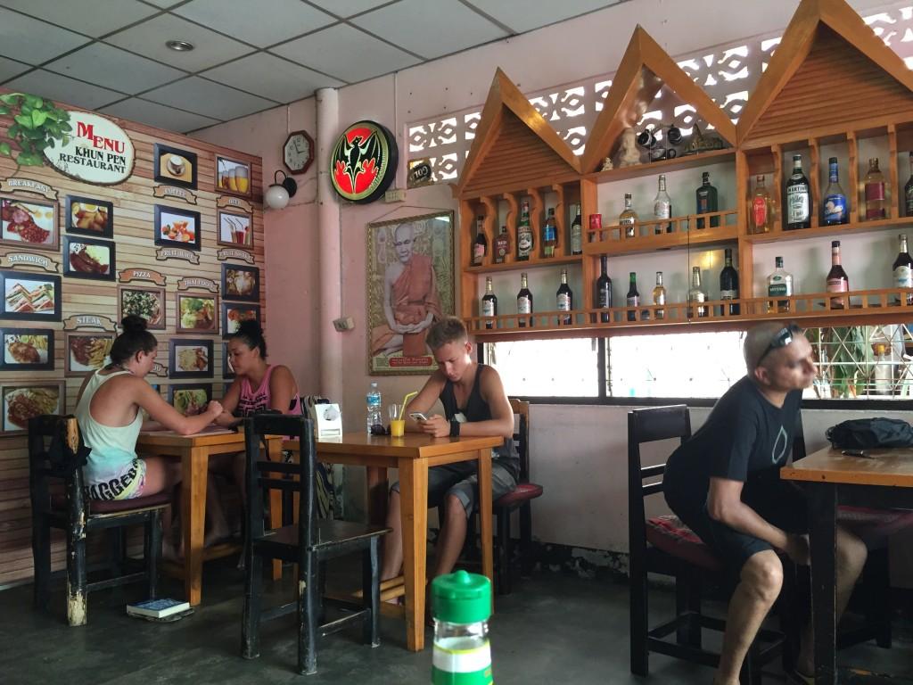 Vegetarian Restaurant Thailand