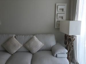 Lanna Resort Room Interior Design Detail in Ko Samui