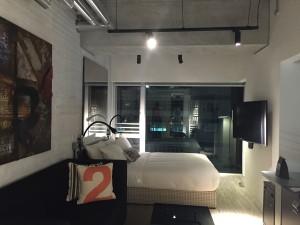 Ovolo Southside Hotel Room Hong Kong