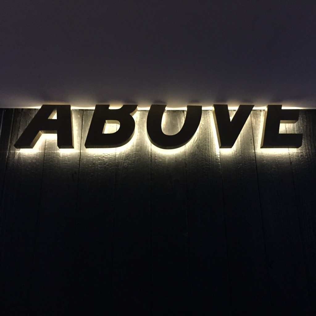 Above Bar at Ovolo Hotel