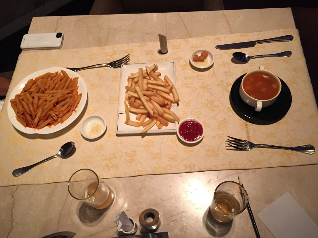 Panache Restaurant in Shanghai