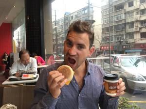 McDonalds Shanghai