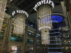 Times Square Mall Shanghai