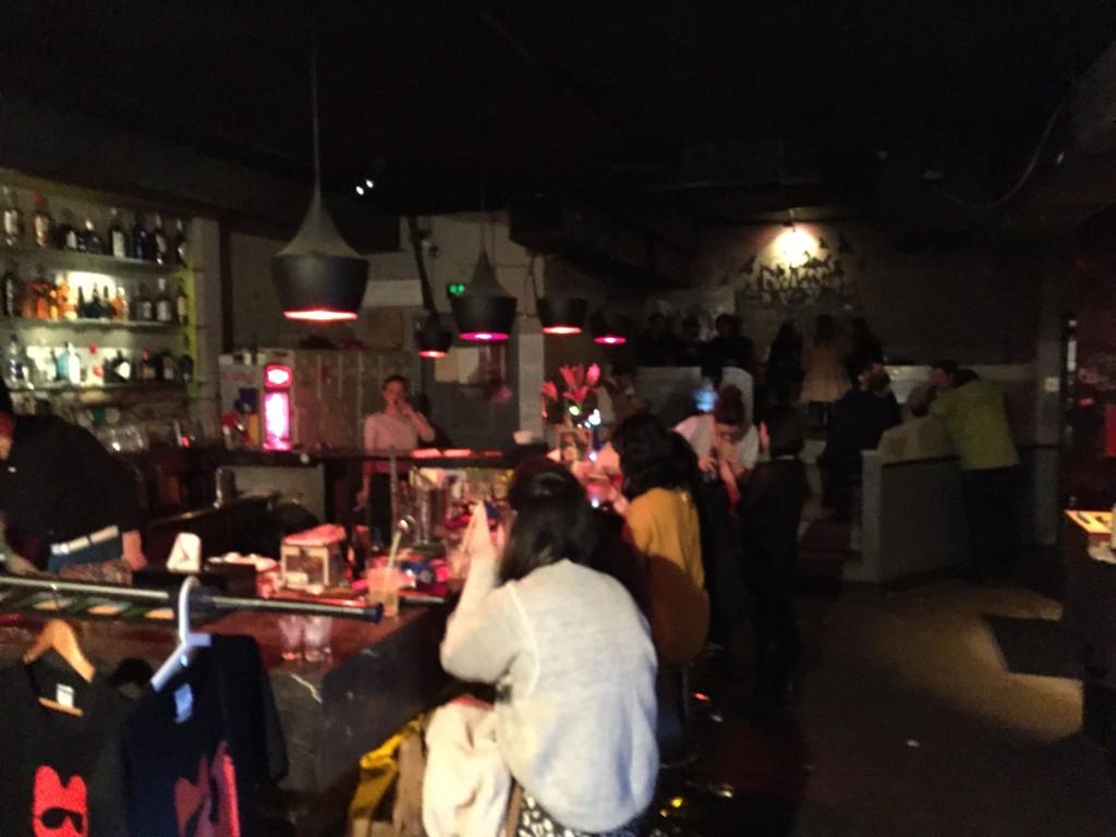 Dada Bar in Shanghai