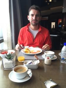 Renaissance Hotel Breakfast