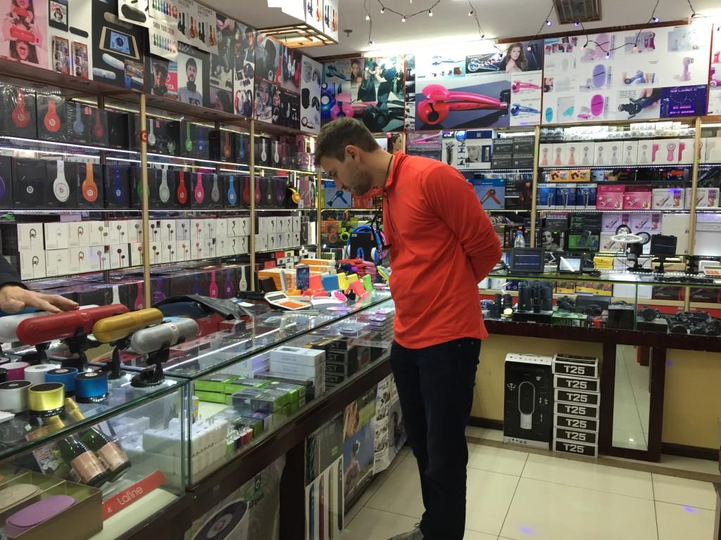 Hongqiao Market aka The Pearl Market