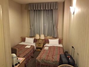 Mielparque Tokyo Hotel Room