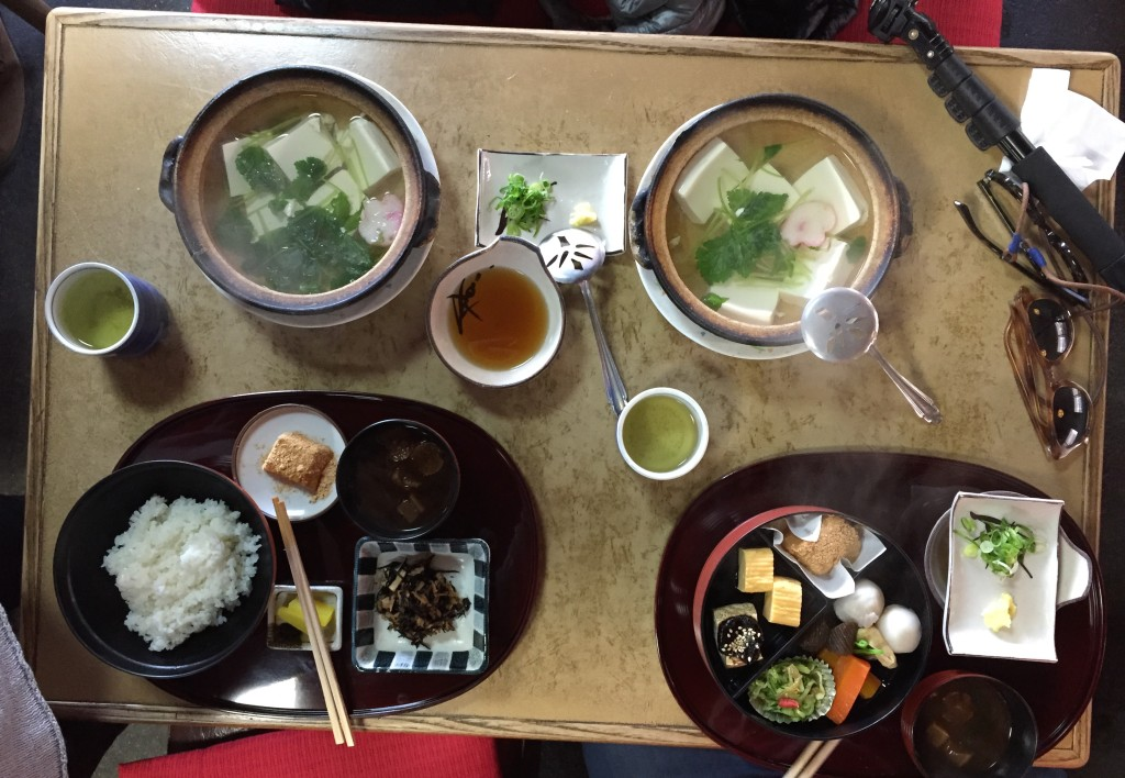 Shigetsu Restaurant Arashiyama