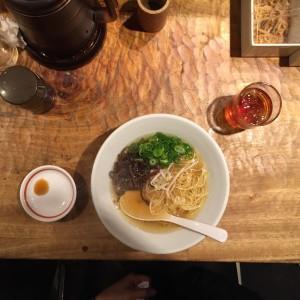 Ippudo Ramen Kyoto