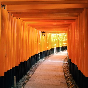 Fushimi-Inari-Taisha Shrine Kyoto