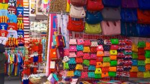 Ladies Market in Kowloon