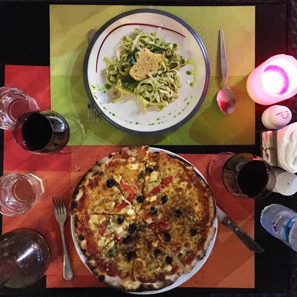Farango Pizza Italian Restaurant  Ko Tao