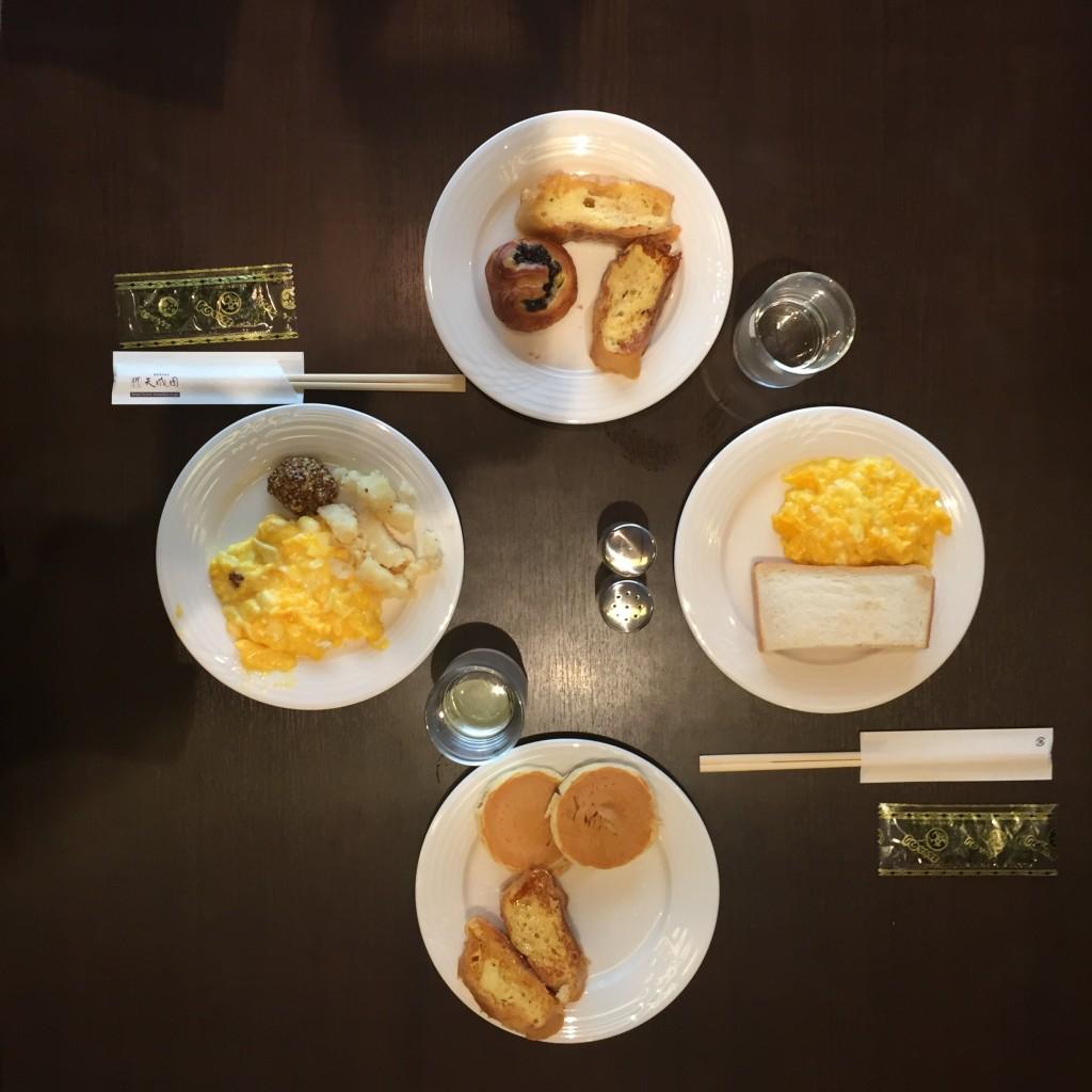 Breakfast Buffet in Hakone