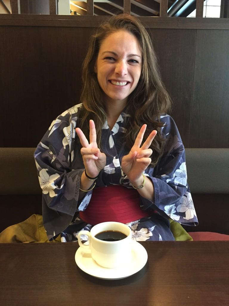 Hakone Breakfast