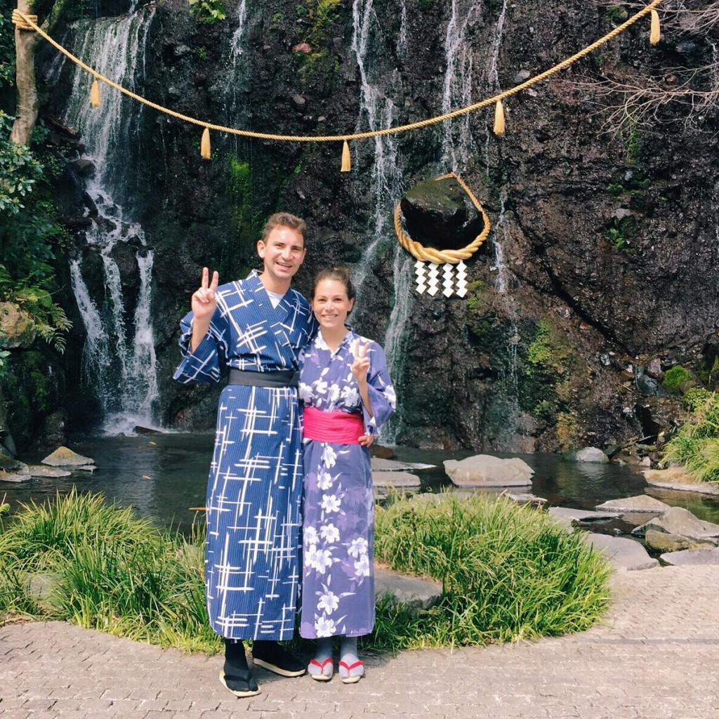 Yukata Robes