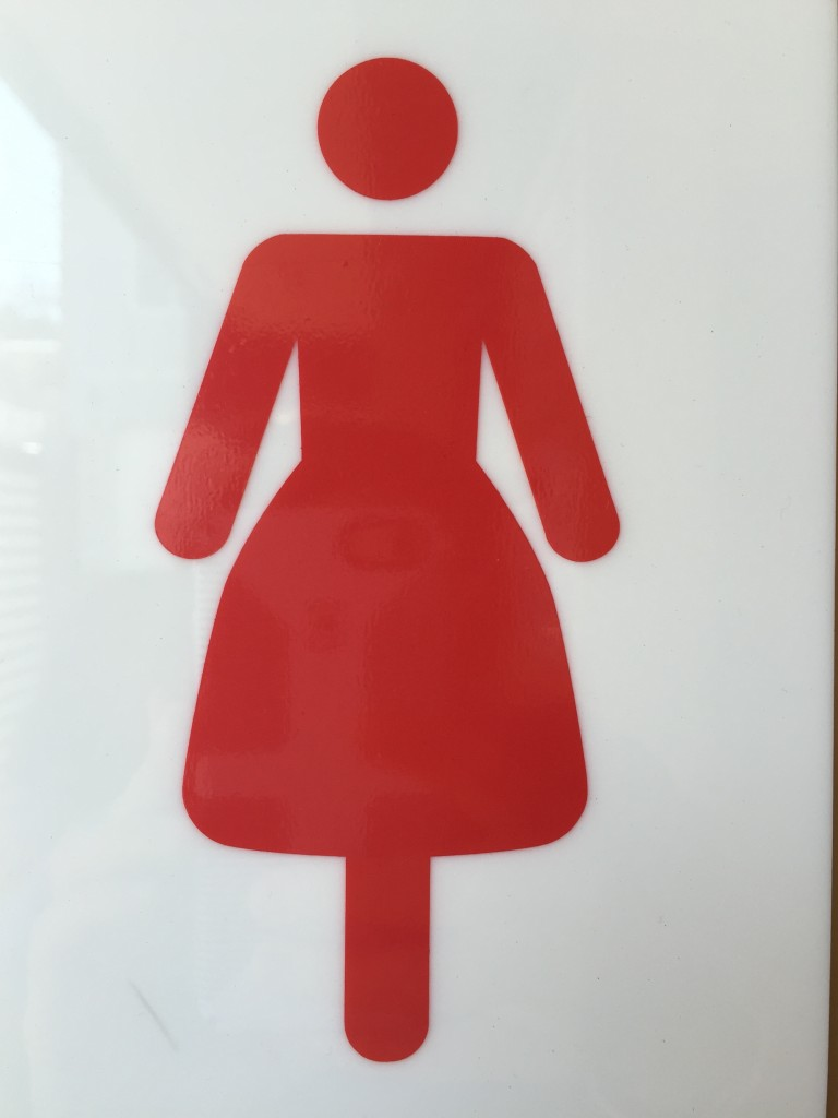 Japanese Bathroom Signs