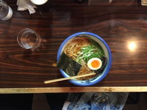 Afuri Ramen Ebisu Tokyo