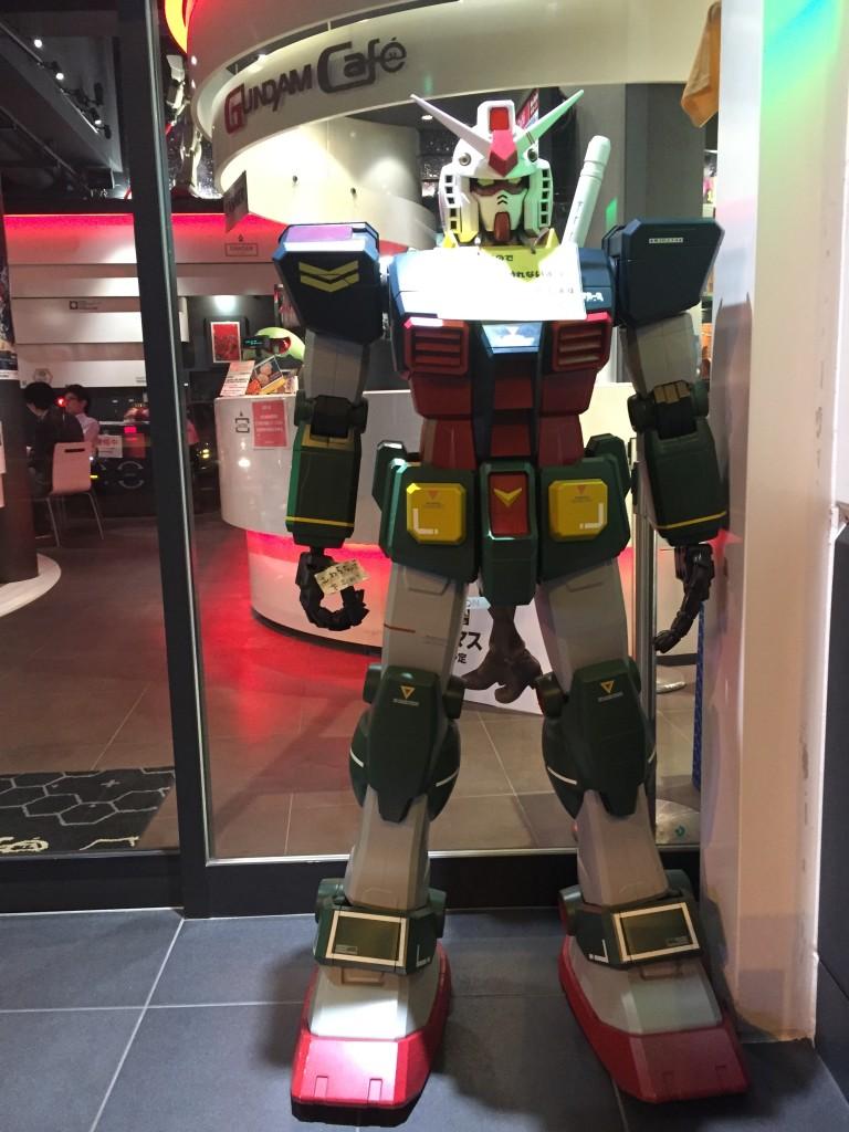 Gundam Café,