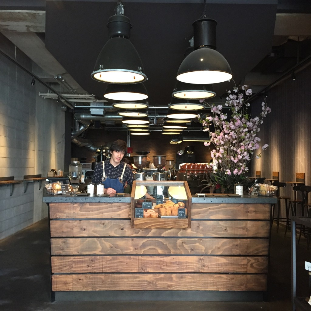 The Roastery by Nozy Coffee in Tokyo
