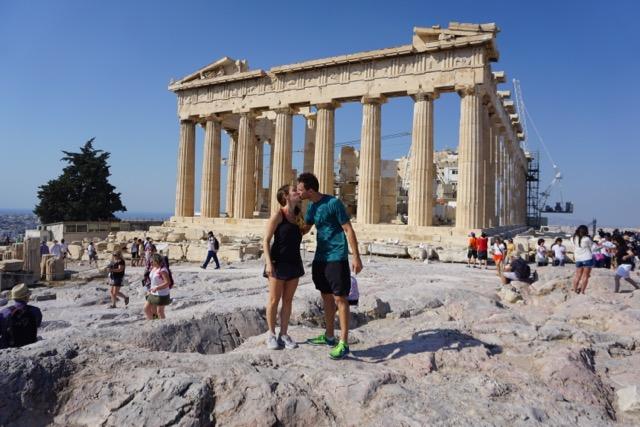 Parthenon Greece Acropolis