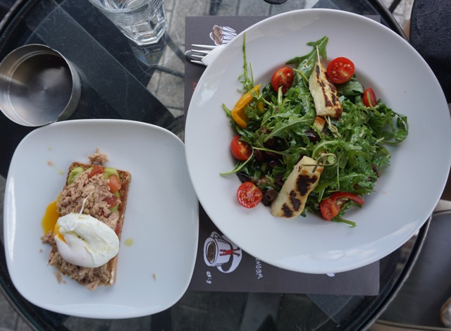 Food at Gazi College