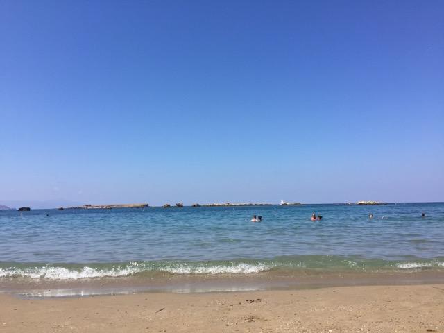 Nea Hora Beach