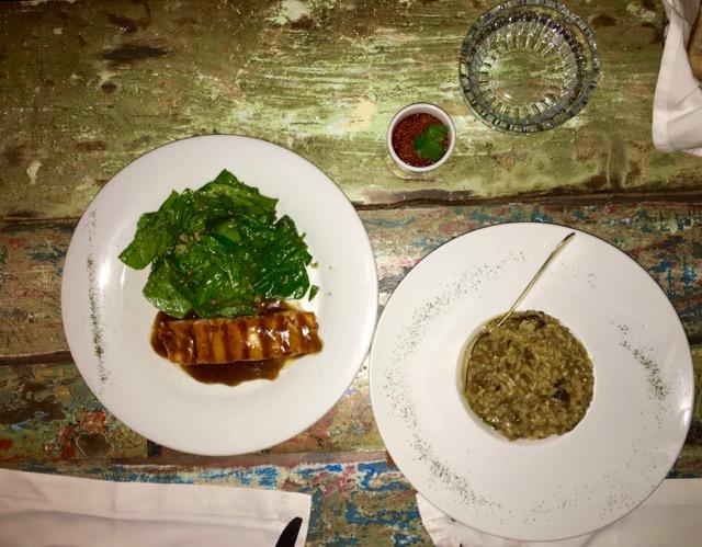 Pallas Bar Restaurant Food