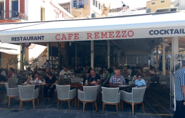 Cafe Remezzo Chania