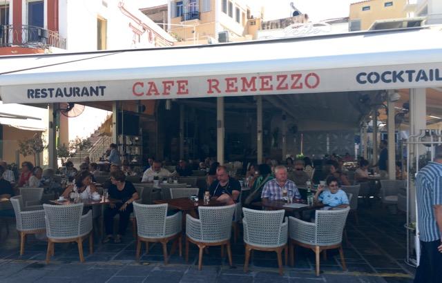 Cafe Remezzo Chania