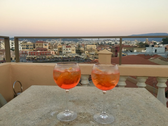 Aperol Sundowners