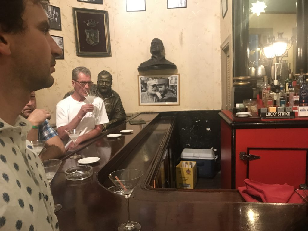 El Floridita Bar