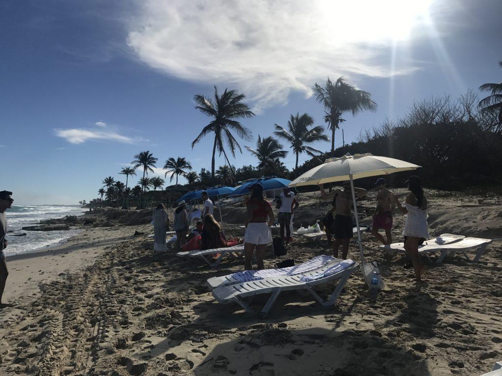 Santa María del Mar Beach