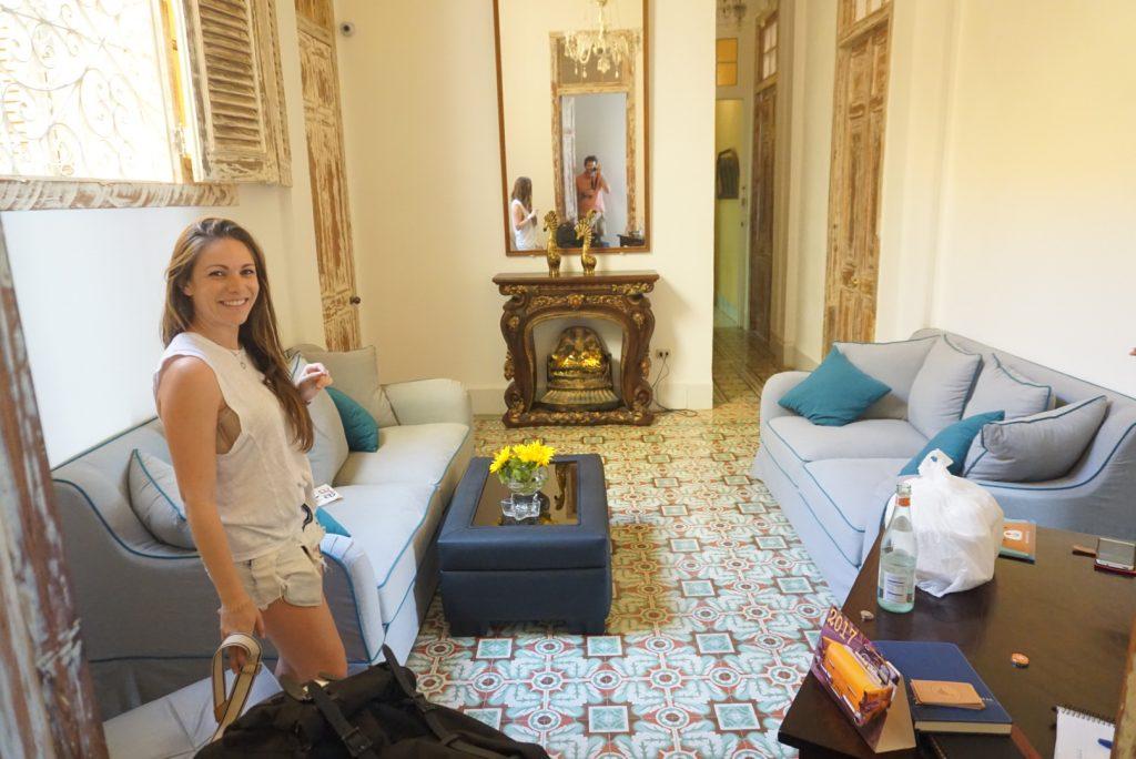 Airbnb Havana Cuba