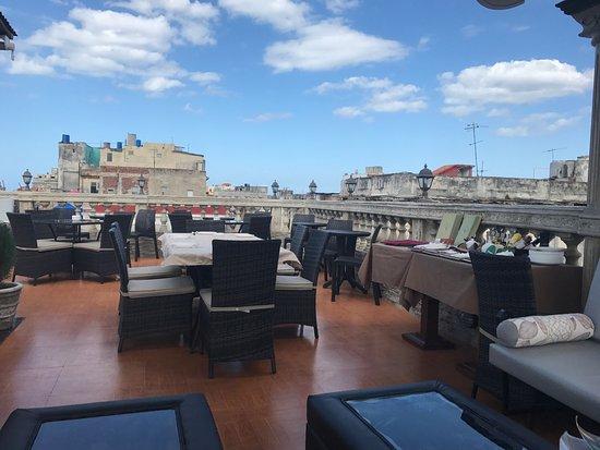 Rooftop at La Concordia